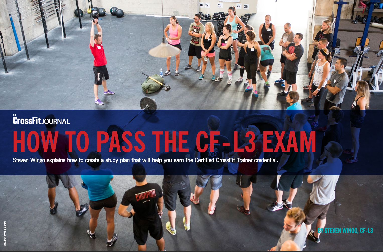 Crossfit certification testing how to pass the cf l3 exam xflitez Images